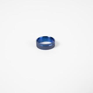Sandblast Titanium w- Electron Blue Anod