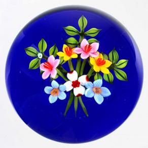 Johne Parsley: Seven Flower Bouquet 1995