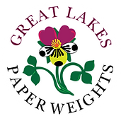 Great Lakes Paperweights logo