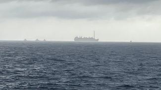Giant Liza Unity FPSO sails into Guyana waters