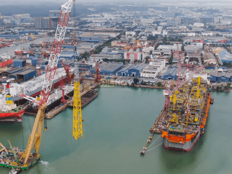 Exxon's 5th FPSO for Guyana could target development in area east of Liza complex.