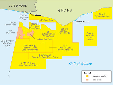 ExxonMobil quits 80% stake in Ghana acreage to focus on Guyana, others.