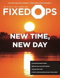 Fixed Ops Magazine Jul-Aug 2018 Robin Ar