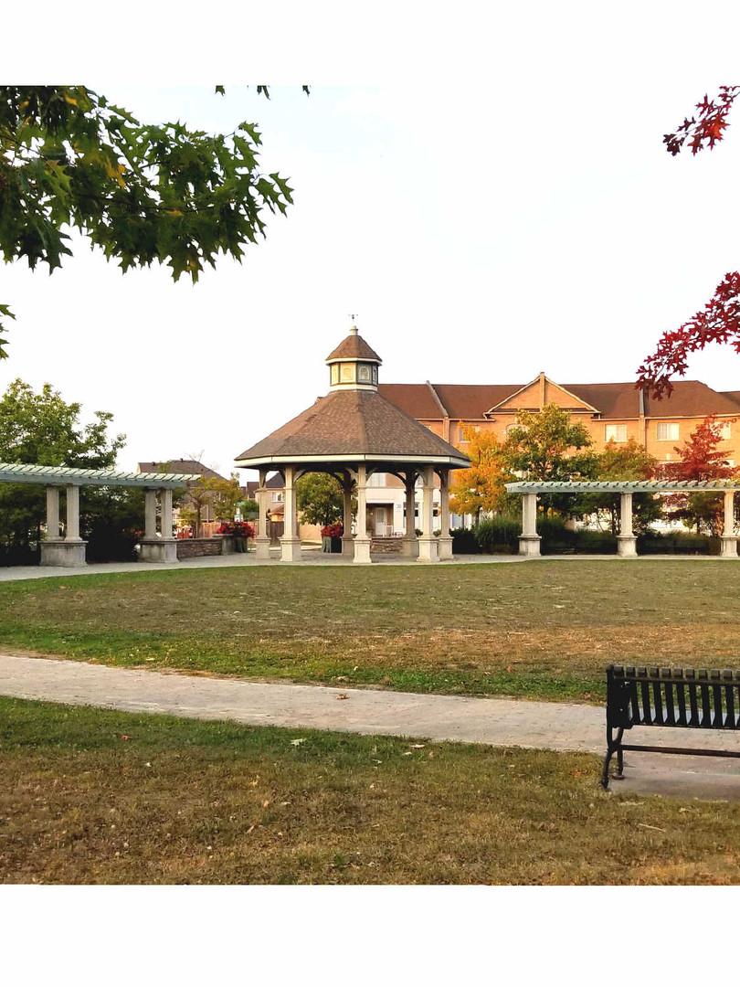 Greensborough Town Center Park