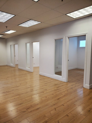25 Lesmill Rd #9 - Interior Offices 2020