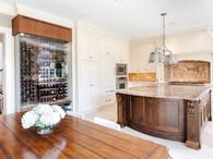 117 Highland Cres - Kitchen Wine Fridge