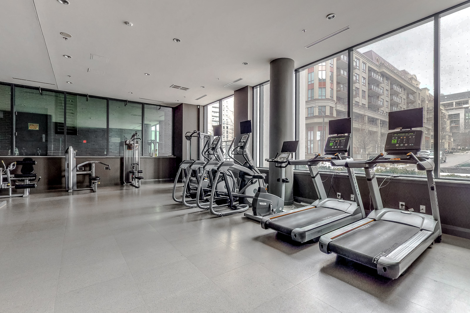 18 Rean Dr #610 - Fitness Centre