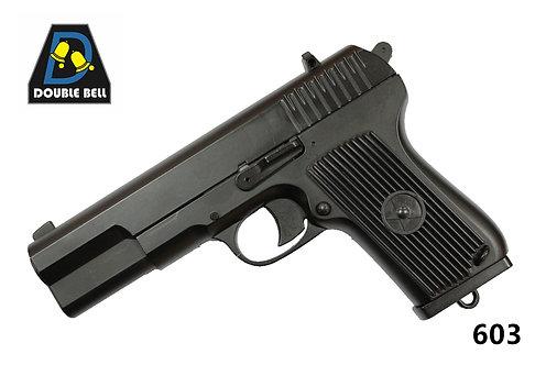 603-TT33-全金属手拉枪(黑色)