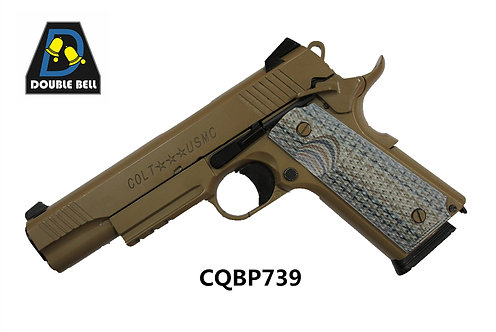 CQBP739-1911-CNC金属汽动枪(猛将)