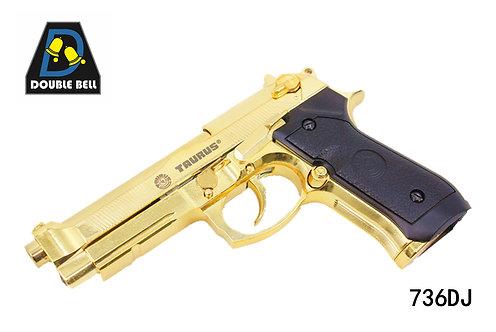 736DJ-M92-全金属汽动枪