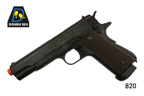 820-1911-CO2塑壳金身汽动枪