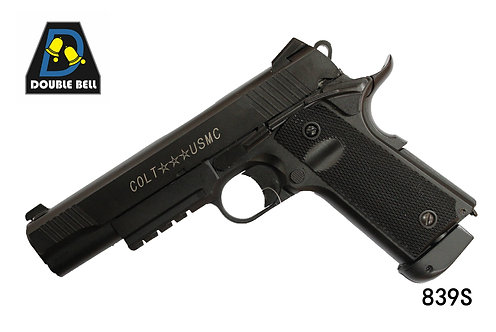 839S-1911-全塑料汽动枪(CO2)