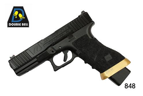 848-GLOCK 17-CNC金属汽动枪(CO2)