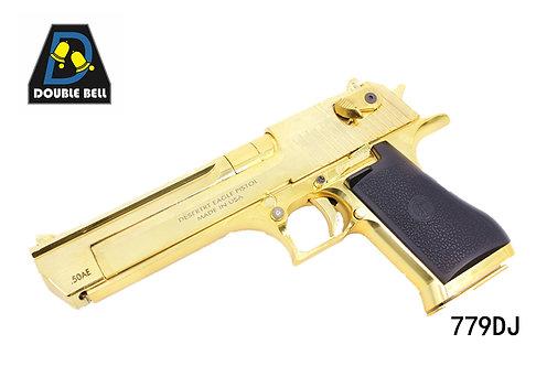 779DJ-Desert Eagle      沙漠之鹰-半金属汽动枪