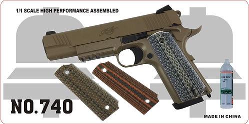 740-1911-CNC金属汽动枪(猛将)