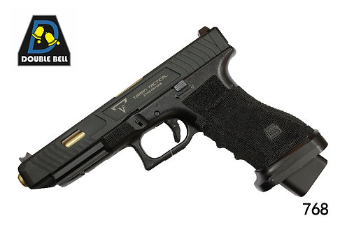768-GLOCK 34 TTI-CNC金属汽动枪(猛将)
