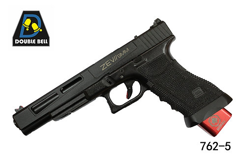 762-5-GLOCK 17L-CNC金属汽动枪(猛将)