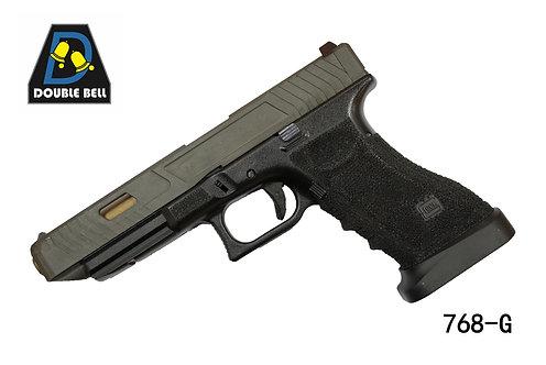 768-G-GLOCK 34 TTI-CNC金属汽动枪(猛将)