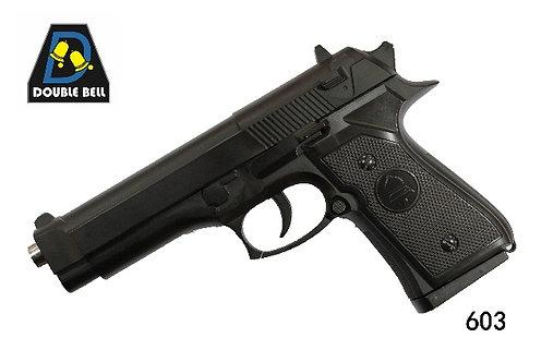 603-全金屬手拉槍