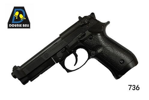 736-M92-全金属汽动枪