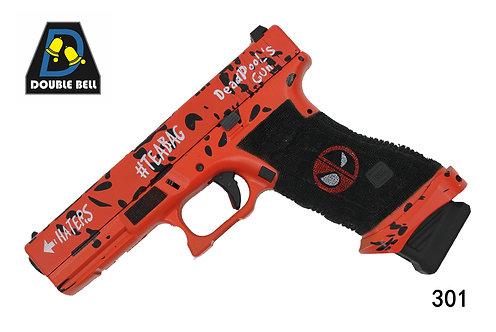 301-GLOCK 17L-汽动枪