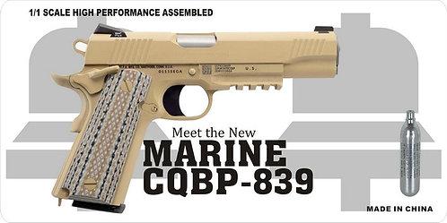 CQBP839-1911-CNC金属汽动枪(CO2)