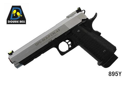 895Y-2011-5.1气动枪(CO2) 银色
