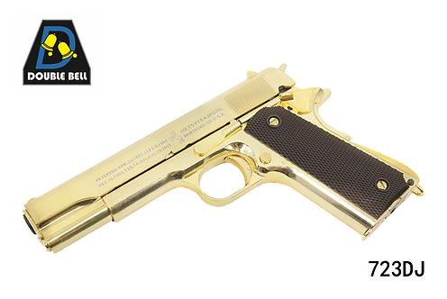 723DJ-1911-全金属汽动枪