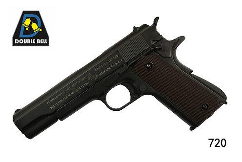 720-1911-塑壳金身汽动枪