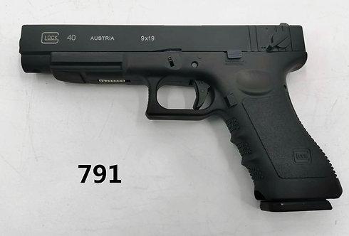 791-GLOCK 34-GL0CK G40全CNC滑架    可单联发