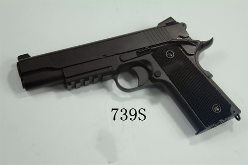 739S-1911-全塑料汽动枪