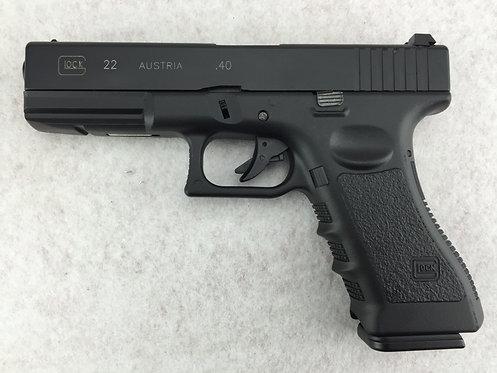 766-GLOCK 17-CNC金属汽动枪(猛将)