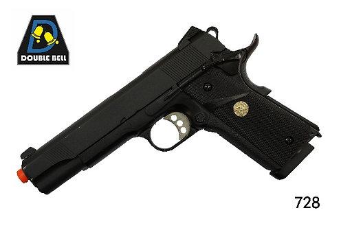728-1911-全金属汽动枪