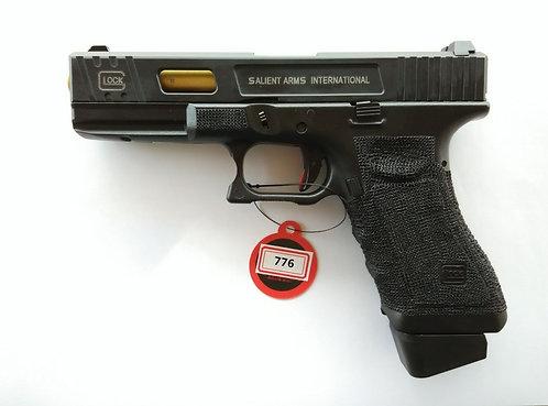 776-GLOCK 17-全金属汽动 G17 SAI