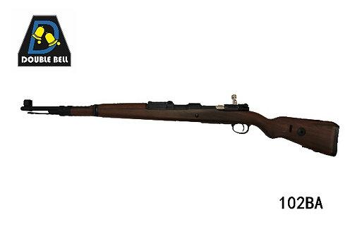 102BA-98K手拉空氣槍 狙擊槍 實木護木