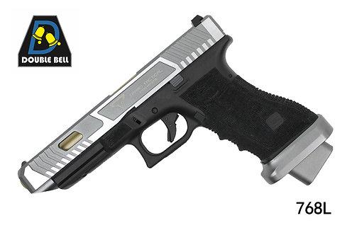 768L-GLOCK 34 TTI-CNC金属汽动枪
