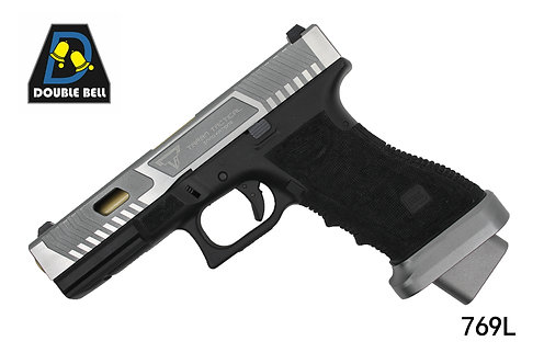 769L-GLOCK 17 TTI-CNC金属汽动枪