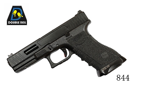 844-GLOCK 17-CNC金属汽动枪(CO2)