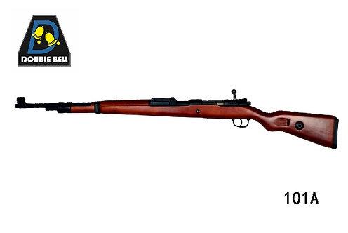 101A-98K手拉空氣槍 狙擊槍 實木護木