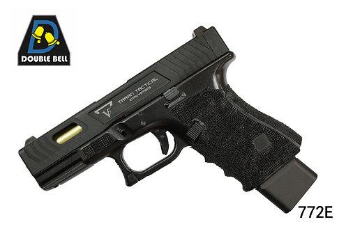 772E-GLOCK 19 TTI-CNC金属汽动枪(G-19 TTI)