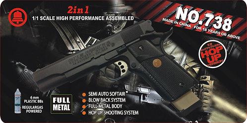 738-1911-全金属汽动枪