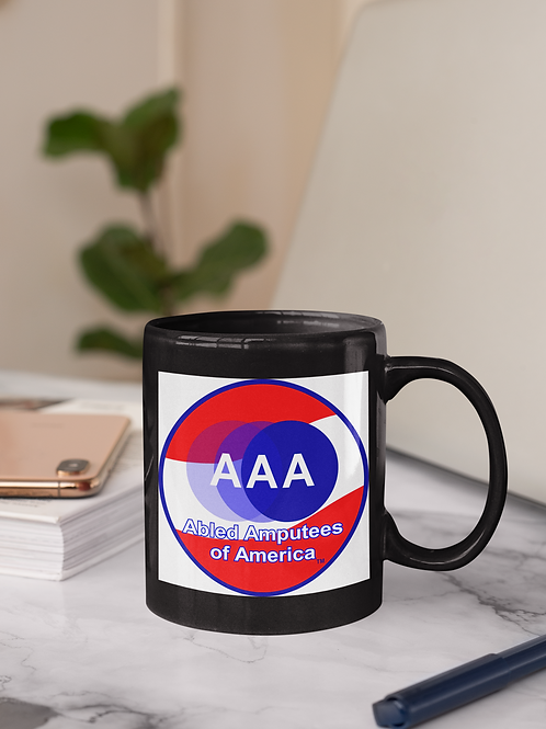 Abled Amputees of America- Coffee Mug