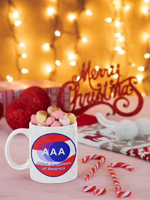 Abled Amputees of America- Coffee Mug