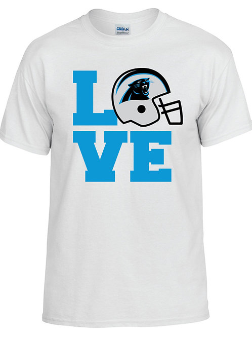 Love Panthers T-Shirt