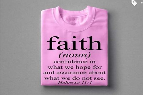 Faith (noun)