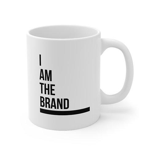 I AM THE BRAND Mug 11oz