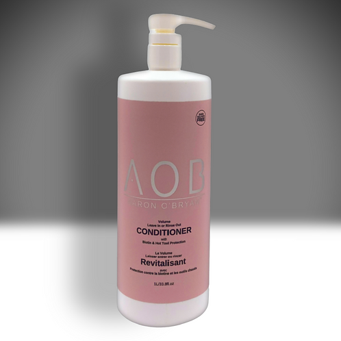 AOB Volume Conditioner (Leave In/Rinse Out) 1 Ltr