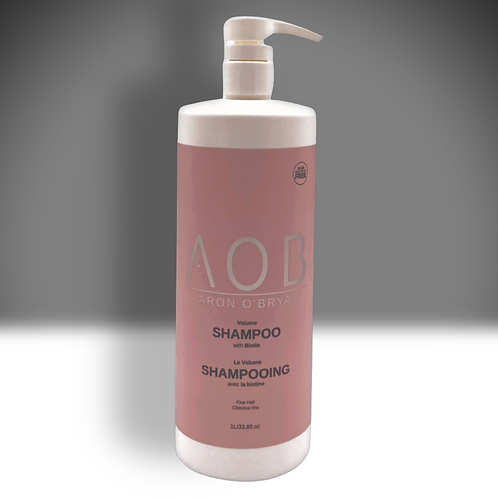 AOB Volume Shampoo 1 Ltr