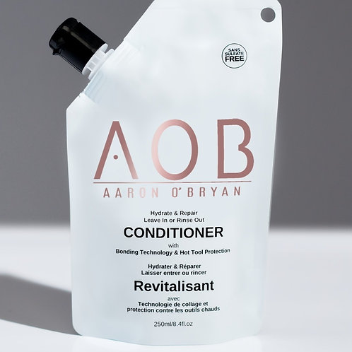 AOB Hydrate & Repair Conditioner (Leave In/Rinse Out) 8.4 fl oz