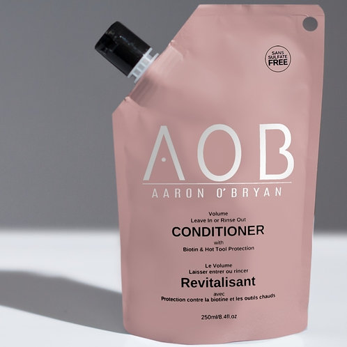 AOB Volume Conditioner (Leave In/Rinse Out) 8.4 fl oz